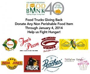 Food Drive Food Trucks Graphic