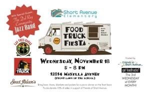los angeles food trucks free concerts holiday short avenue elementary fundraiser school marina del rey culver city venice
