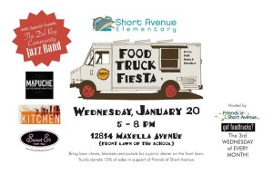 short avenue elementary food truck fundraiser free jazz concert marina del rey los angeles venice culver city free things to do