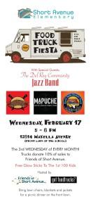 short avenue elementary food truck fiesta fundraiser los angeles free events jazz concert marina del rey venice marina del rey