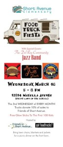 short avenue elementary food trucks fundraiser marina del rey culver city venice free jazz concert free events